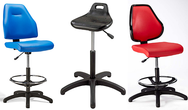 Karo industrial chairs